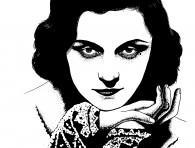 Muranow_portrety_Pola Negri